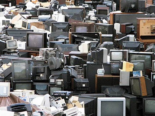 What's the Point of Recycling Electronics & Other Household Items?