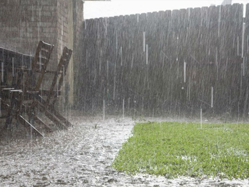 The Pros & Cons of Gravity in the War on Poor Drainage
