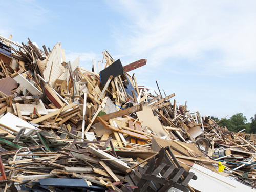 Case Study: What Does Construction Waste Look Like?