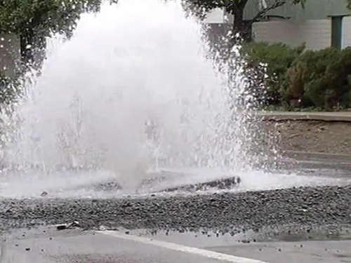 How to Avoid a Water Main Break Before it Happens