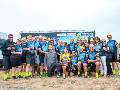 Finding the Cure on a Bike: The Ride to Conquer Cancer